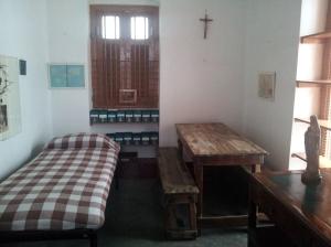 Mother Teresa's room