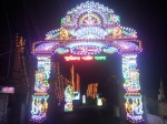 A LED gate in my district
