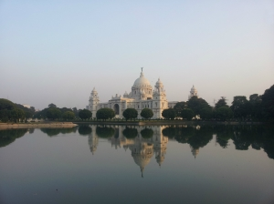 Victoria Memorial in all of its awesomeness