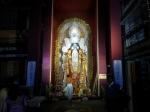 A big pandal for Kali