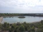 Non-salty water pond in Dobanki Camp