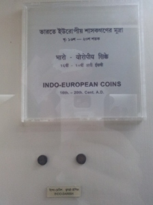Indo-Danish coins at Indian Museum