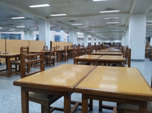 Inside the National Library of India