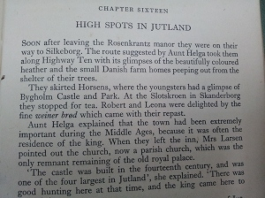 "Mention of Horsens in the book ""A young traveler in Denmark"""