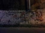 Hammer and Sickle on a wall in Ramlal Bazaar, Kolkata