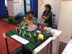 Using water as fuel at INFOCOM 2012 in Kolkata