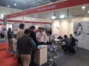 Stellar Data Recovery at INFOCOM 2012 in Kolkata