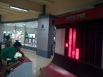 Sound visualization in Dynamotion hall