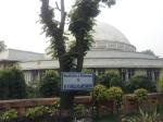 The back of Birla Planetarium