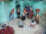 Danish dolls at Nehru Children's Museum