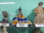 A Brazilian doll at Nehru Children's Museum