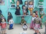 U.S.A. dolls at Nehru Children's Museum