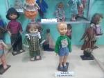 U.S.S.R. dolls at Nehru Children's Museum