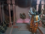 Trying to imprison Krishna