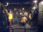 Miners and equipment