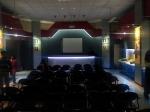 Empty Math Hall