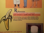 Eat bananas to prevent diseases