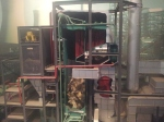 Thermal power station model