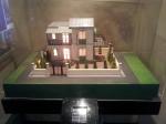 Solar powered house model