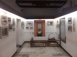 Japanese gallery at Tagores House