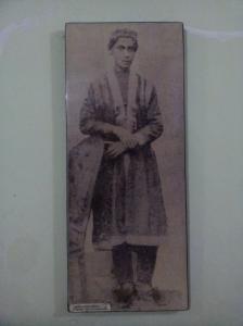 Thirteen year old Rabindranath
