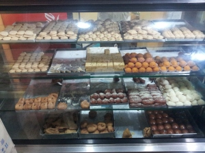 A sweets store in Kolkata
