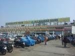Sealdah train station in Kolkata
