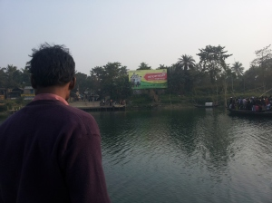 Ferry boat from Nabadwip to Mayapur