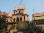 A temple along the way to ISKCON