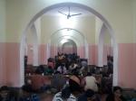 The canteen at ISKCON Mayapur