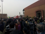 Right after the entrance to the Kolkata Book Fair 2013