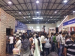 One of the halls in the Kolkata Book Fair 2013
