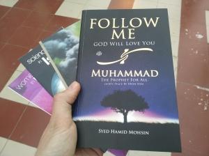 Follow Me by Syed Hamid Mohsin