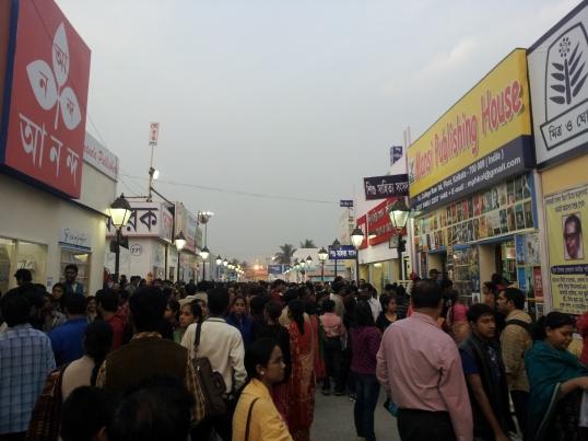 Kolkata Book Fair 2013