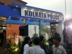 Kolkata Police Stall at Kolkata Book Fair 2013